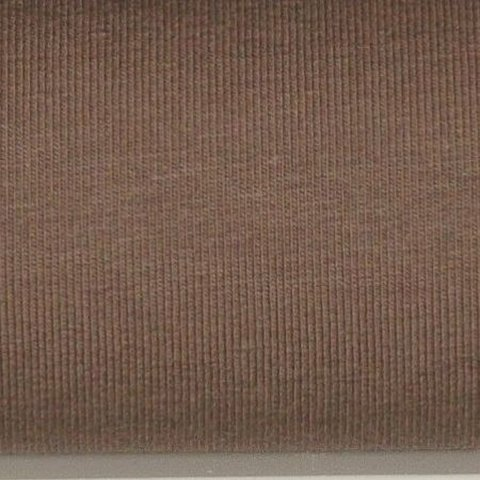 French Terry Stoff uni taupe