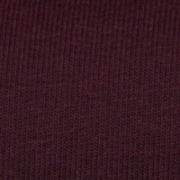 French Terry Stoff Sommersweat uni bordeaux